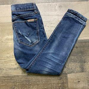 Toddler girls size 4 Hudson jeans